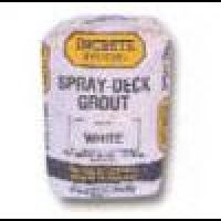 Spray Deck Grouts
